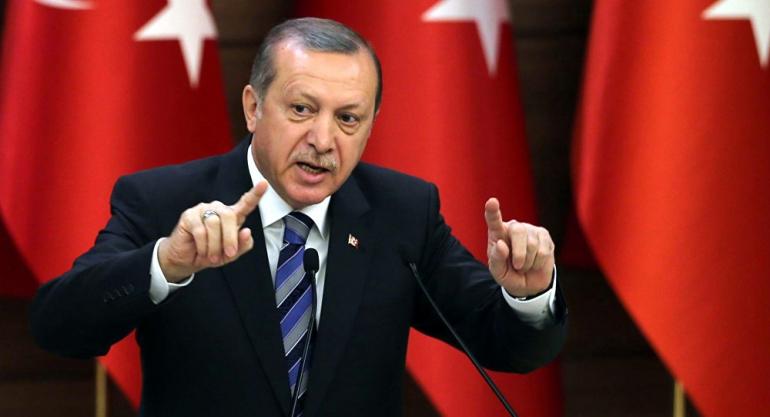 أردوغان الرقة ومنبج عربيتان وعلى